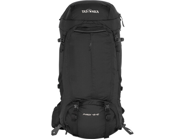 30193316bed280 Tatonka Pyrox 45+10 Backpack black at Addnature.co.uk